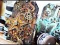 Magic Rust and Patina by Olya