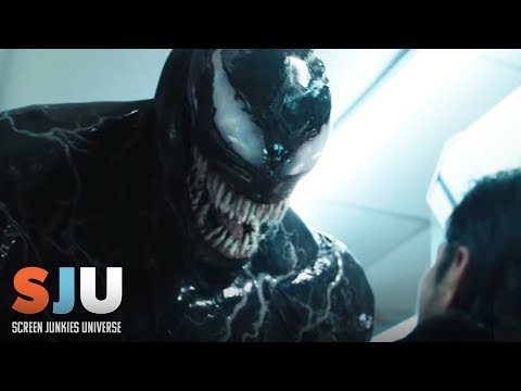 Let's Talk About The Latest 'Venom' Trailer! - SJU