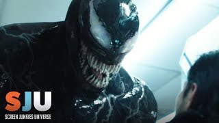 Let's Talk About The Latest 'Venom' Trailer! - SJU
