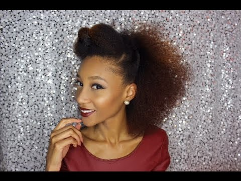 natural hair style videos 3 s day out styles hair 4435 | hqdefault