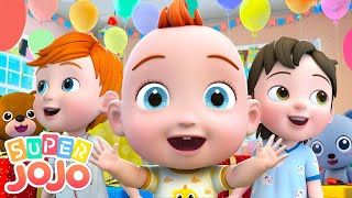 Happy Children's Day Song | Children's Day for Kids + More Nursery Rhymes & Kids Songs - Super JoJo