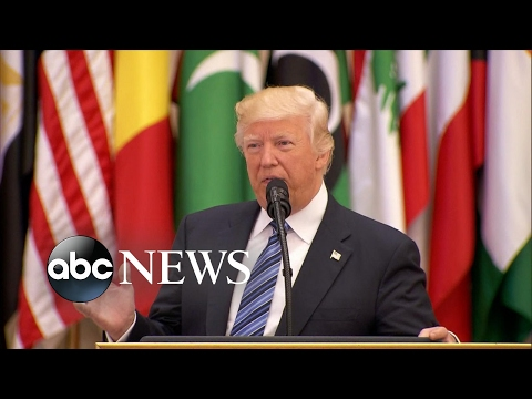 Thumbnail: Trump visits Israel on 1st foreign trip as president