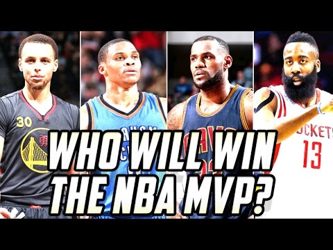 Which NBA Player will win the 2017 MVP Award?
