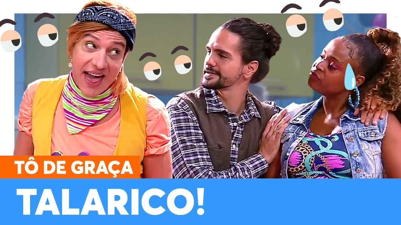 Maico quer ROUBAR o NAMORADO da Sara Jane! | Tô De Graça 29/07/2021 EP 09 parte 3