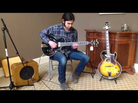 Gibson Howard Roberts 22551 And Gibson Howard Roberts Fusion Iii