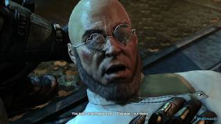 Batman: Arkham City - Hugo Strange & Ra