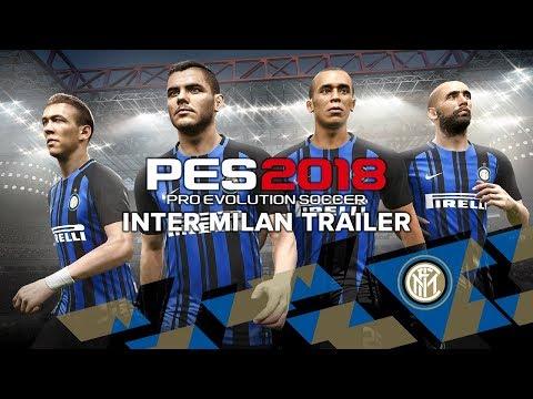PES 2018 Inter Milan Trailer