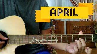 Chord Gitar April - Fiersa Besari