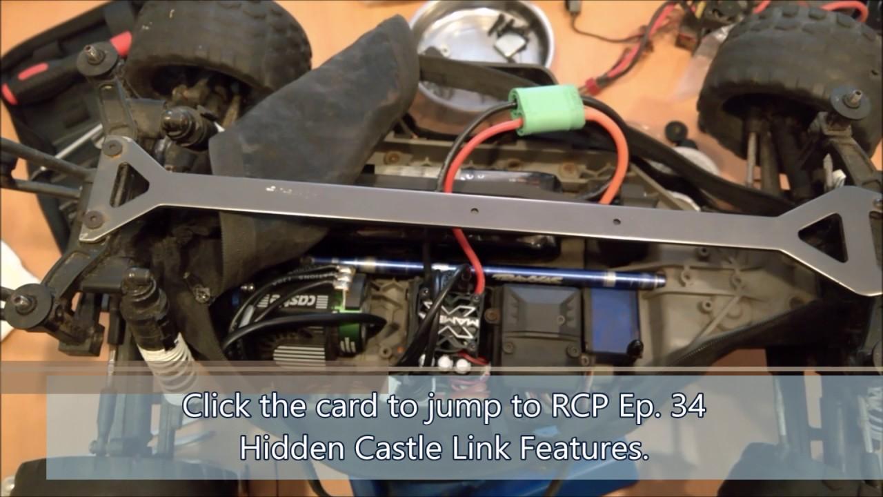 ep 203 castle mamba x \u0026 sensored motor installation Mounting Mamba Max Pro