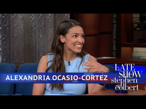 Alexandria Ocasio Cortez: Trump Isn't Ready For A Girl From The Bronx