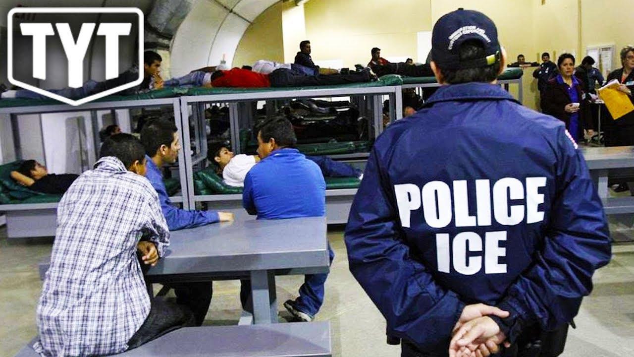 Record Number Of Immigrants Imprisoned Under Trump