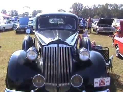 Burnsville, Mississippi Antique Car Show