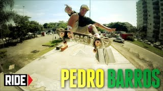 Pedro Barros Skating Florianopolis, Brasil