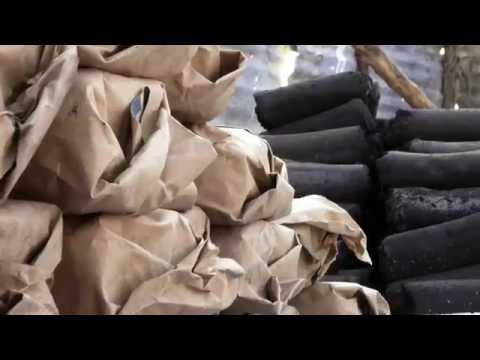 Nébéday Bio-charbon : Kering natange