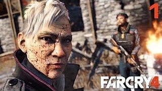 ПРИБЫТИЕ В КИРАТ ► Far Cry 4 прохождение на русском - Часть 1