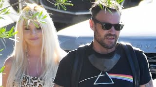 Brian Austin Green Spotted With Courtney Stodden One Month After Split From Megan Fox