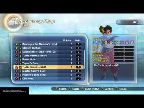 Dragon Ball Xenoverse 2 How To Make Goku Black Tutorial