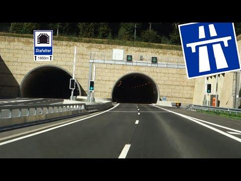 LU / A7 Autoroute du Nord - Nordstrooss / Luxembourg - Mersch - Ettelbruck