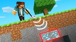 DETECTOR DE MINÉRIOS !! - Minecraft Cidade #04