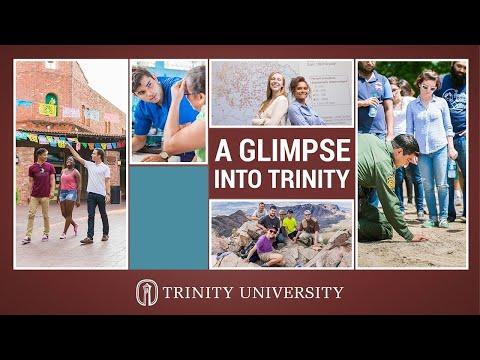A Glimpse Into Trinity University
