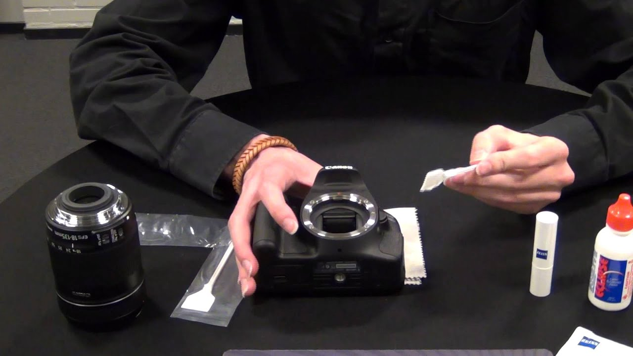 sensor reiniging youtube