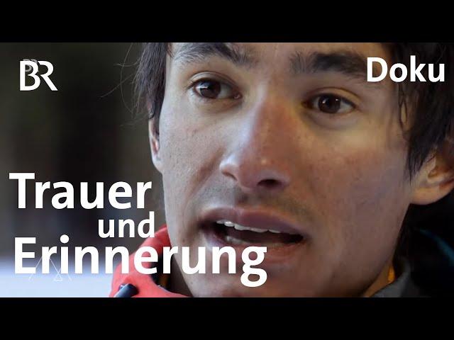 David Lama und Hansjörg Auer: Erinnerung an Spitzenbergsteiger  | Bergauf-Bergab | Doku | Berge | BR