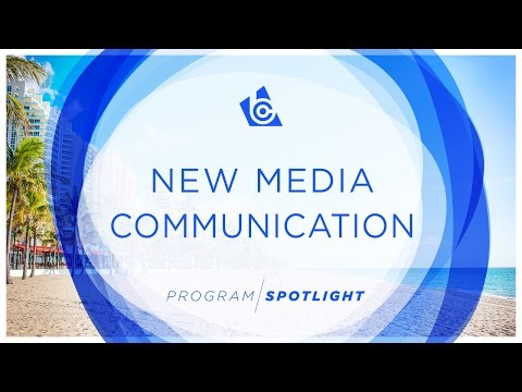 Broward College | New Media Communications | Program Video