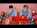 COLA BLIND TEST - MED MIN FAR!
