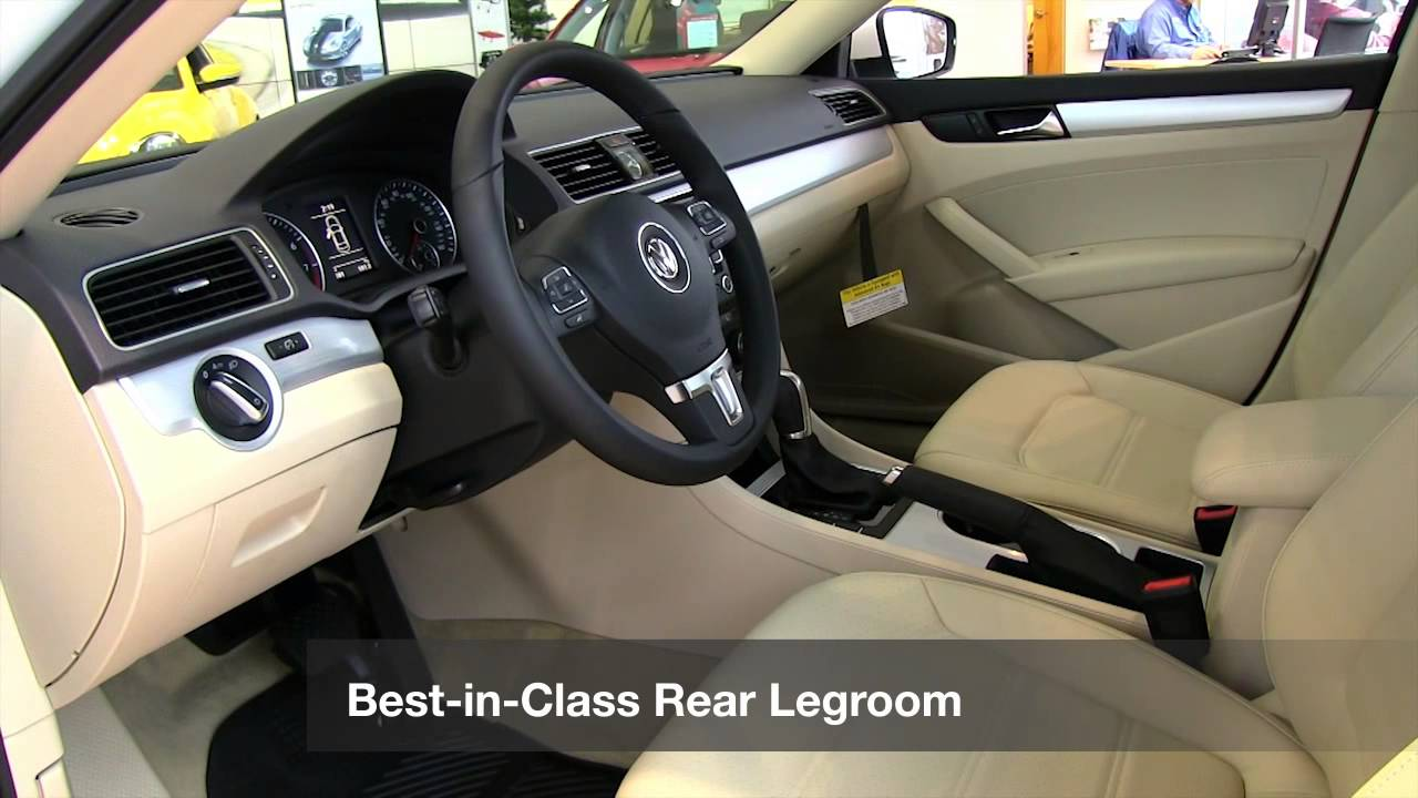 New 2013 Volkswagen Passat Video Tour At Baltimore Heritage Vw