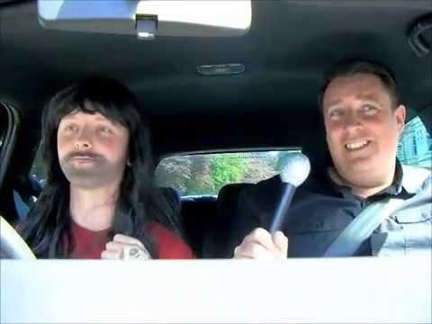 Eurovision Carpool Karaoke