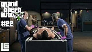 ГТА 5 (Смертник). GTA 5 Фильм, Прохождение игры часть #22 (Live Game)