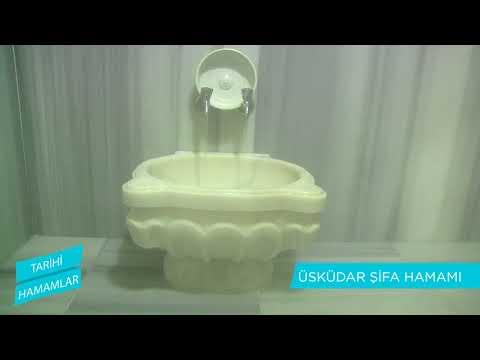 Tarihi Hamamlar | Üsküdar Şifa Hamamı
