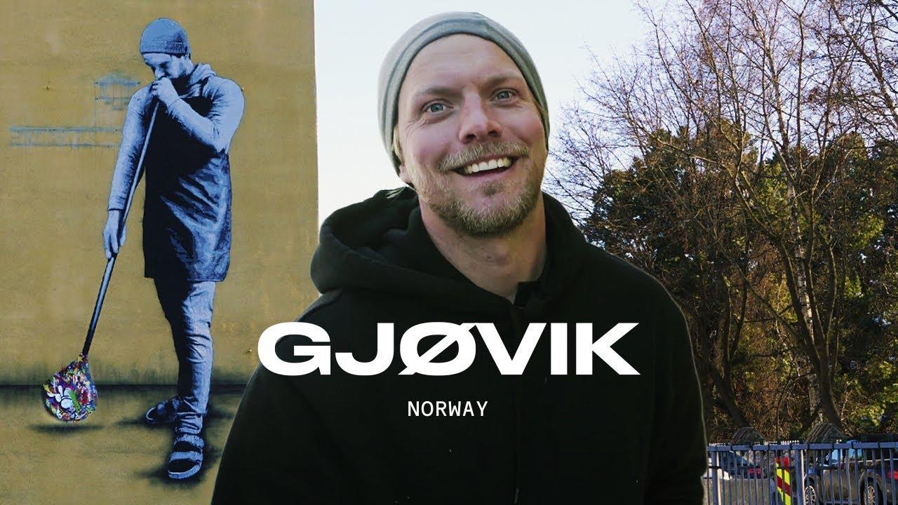 SPRAY with Martin Whatson | Part 4: Gjøvik