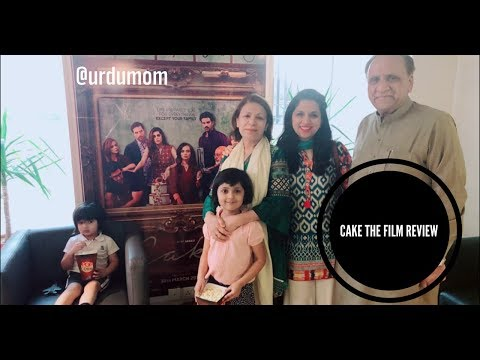 Cake The Film Review (2018)