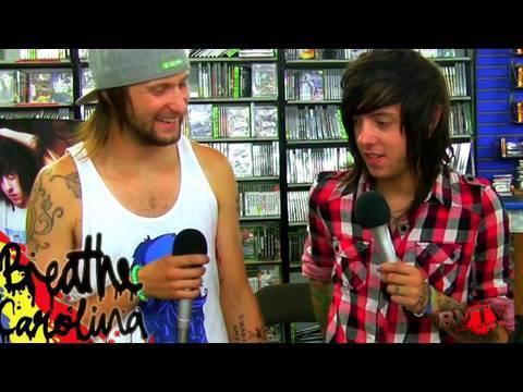 Breathe Carolina Interview #3 at The
