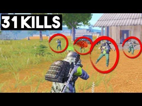 ME vs 5! | 31 KILLS Duo vs Squad | PUBG Mobile