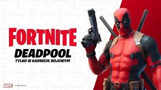 Deadpool już w grze | Fortnite