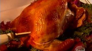 Carving The Perfect Turkey With Alton Brown | Food Network