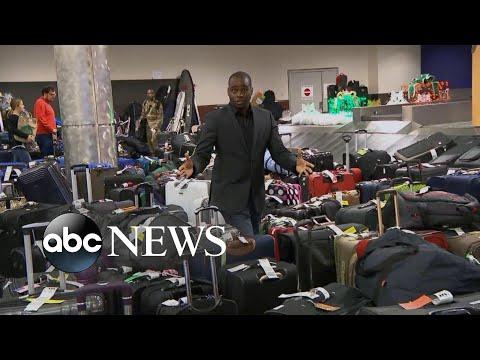 Flight delays continue after Atlanta airport blackout