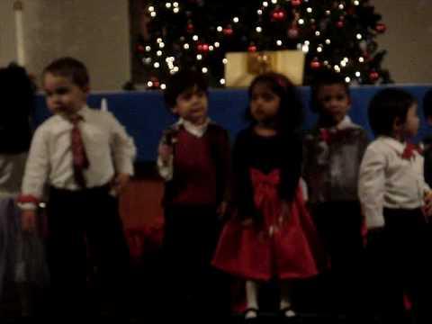Glendale Montessori School 's Christmas Party 2008