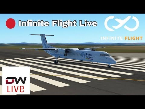 Infinite Flight - Dublin to Birmingham