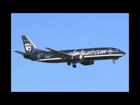 アラスカ航空の使用機材【2014年1月現在】 Alaska Airlines