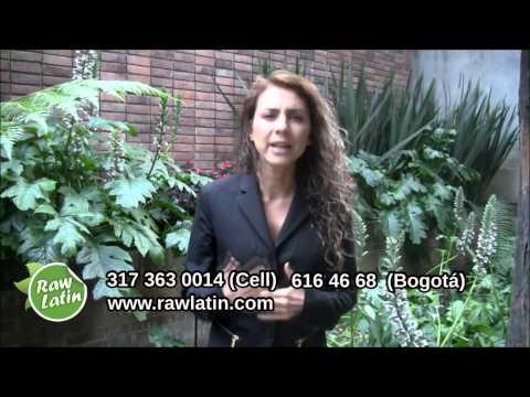 Dr. Brian Clement (Hippocrates Health Institute) en Bogota - Invitacion