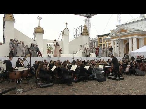 Опера Глинки «Руслан иЛюдмила» - в прямом эфире из Санкт-Петербурга