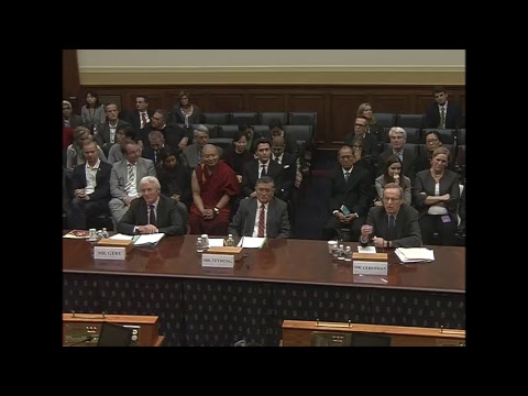 "Hearing: ""U.S. Policy Towards Tibet: Access, Religious Freedom, and Human Rights"""