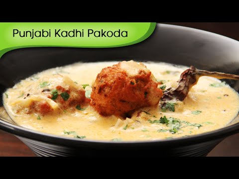 Punjabi kadhi pakoda traditional punjabi maincourse for Authentic punjabi cuisine
