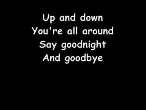 Goodnight and Goodbye lyrics-Jonas Brothers (on screen)