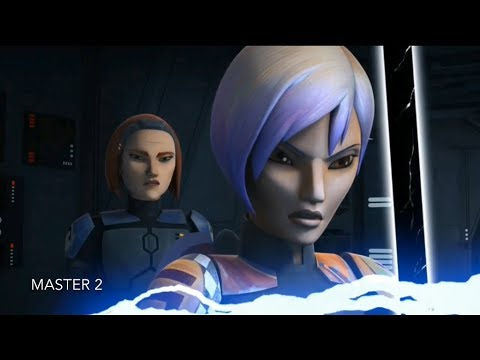 [Sabine destroys the Duchess and a Stardestroyer] Star Wars Rebels Season 4 Episode 1/2 [HD]