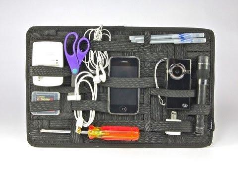 GRID-IT! Organizer-Versatile Gadget Organizer