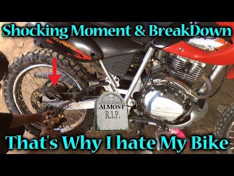 KALINCHOWK RIDE    Kathmandu - Kuri Village(Dolakha)    My Bike Broke Down! BADLY...    Episode 1